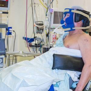 Robotic Surgery Face Protection