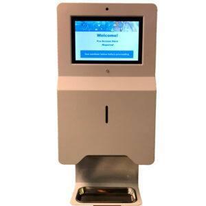 Body Temperature Scanner Kiosks