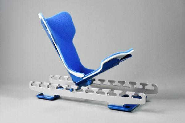 Sterile foot holder pads