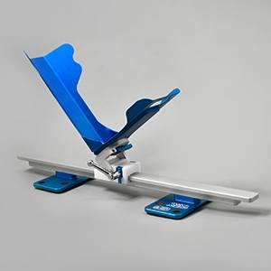 Surgical knee positioner: Ladderloc